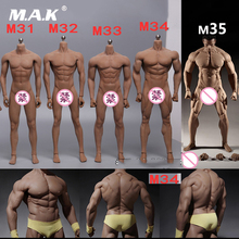 NEW 1/6 Steel Stainless Skeleton body TBLeague M30 M31 M32 M33 M34 M35 M36 Super Flexible seamless male doll Suntan Man body mnotht custom 1 6 male death solider man clothes for ph m30 m31 m32 m33 m34 steel body auction figures model l30