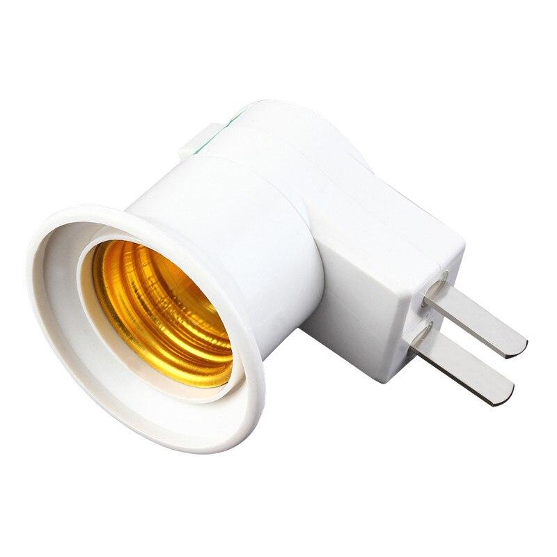 E27 Профессиональный Супер светильник, лампа, светильник, настенная розетка, E27, цоколь, США/ЕС, розетка с выключателем питания - Цвет: US Plug