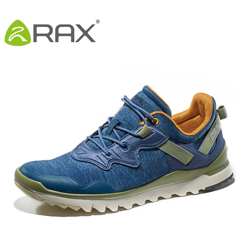 RAX  Men's Walking Shoes Autumn Winter Sneakers Women Outdoor Sport Shoes Men Breathable Exercise Shoes 63-5C359