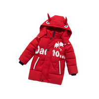 Hot Sale New Baby Winter Coats Down Cotton Coat Jacket kids Baby Clothes Hooded infant Down Jacket For Boys And Girls