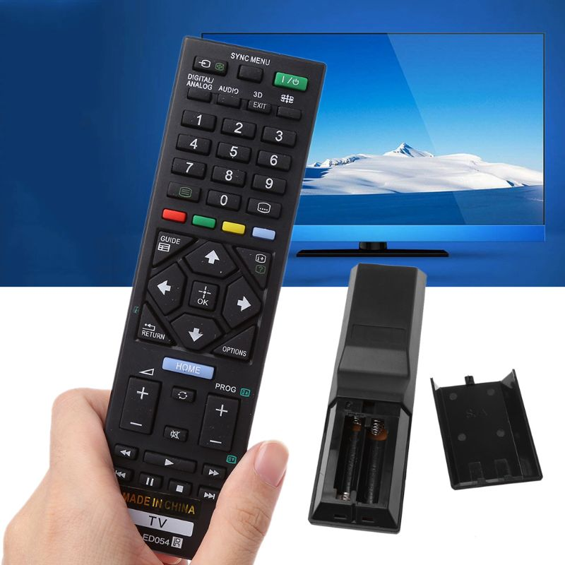 Remote Control RM-L1185 RM-ED054 for Sony LCD AV Smart TV KD