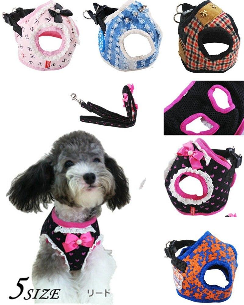 6 Tamaño IMADO Productos PARA Mascotas Suministros para Perros Ropa Chaleco Arné