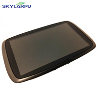 skylarpu 6.0 inch LCD Screen for TomTom GO 6000 600 GPS LCD display screen with Touch screen digitizer Repair replacement