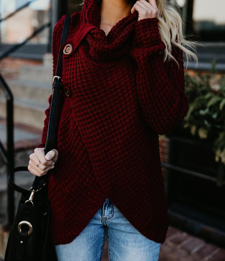 19 women cardigan plus size knit sweater womens oversized sweaters knitted ugly christmas girls korean 42