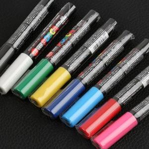 Image 3 - 8 kolorów zestaw Mitsubishi Uni Posca PC 1M Marker farby Extra Fine Bullet Tip 0.7mm 8 kolorów Art markery biurowe i szkolne