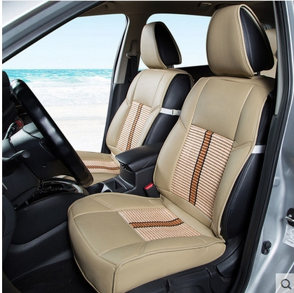 Good Special Car Seat Covers For Nissan X Trail 2015 Durable Breathable Leather TRAIL 2014Free Shpping In Automobiles From