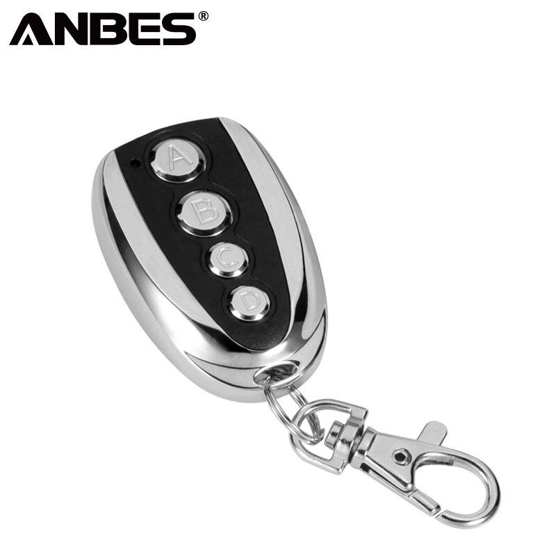 ANBES 433,92 копировальный аппарат MHz дубликат CAME удаленного Управление для топ 432EV TOP-432NA TOP432NA для универсальная гаражная дверь ворота Key Fob