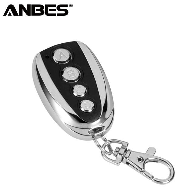 ANBES 433.92 Mhz Duplicator Copy CAME Remote Control For TOP 432EV TOP-432NA TOP432NA For Universal Garage Door Gate Key Fob