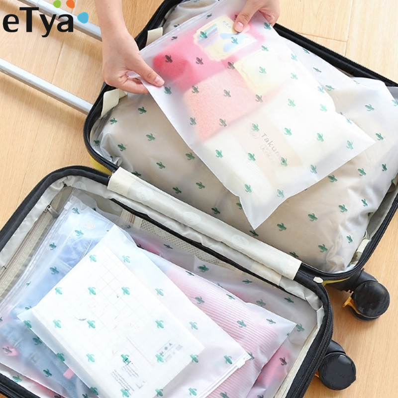 etya-5pcs-set-fresh-travel-packing-cubes-organizer-zipper-pvc-waterproof-wash-cloth-cosmetic-shoes-bags-case-pouch