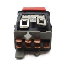 Для Volkswagen VW T4 LUPO поло 1999-2003 опасности аварийный светильник переключатель мигалки Кнопка 6N0 953 235 6N0 953 235B 6N0 953 235C