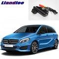LiandLee ручка багажника автомобиля заднего вида парковочная камера заднего вида для Mercedes Benz B Class MB W246 B180 B200 2012 ~ 2018