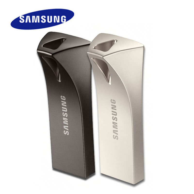 SAMSUNG USB Flash Drive Disk 32GB 64GB 128GB 256GB USB 3.1 3.0 Metal Mini Pen Drive Pendrive Memory Stick Storage Device U Disk|USB Flash Drives| |  - title=