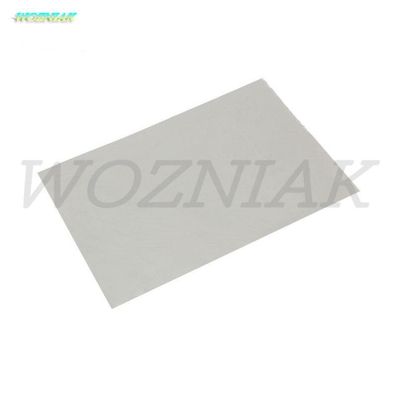 Wozniak Free Shipping security Insulating sheet Thermal conductive silica gel Insulating pad 30x10CM Maintenance tools Mat