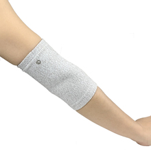 цена на EMS Electro Elbow Bracers Joint Pain Relief BIO Elbow Bandage Arm Muscle Exercise Training Elbow Electrotherapy Health Care Item