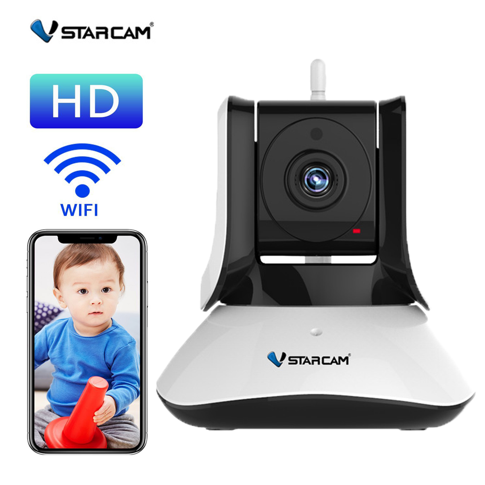 Vstarcam C21S 1080P PTZ Wi Fi Video Surveillance indoor Security Wireless Camera with Two Way Audio