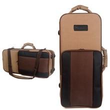 Амортизация bE Alto саксофон сумка чехол ремень через плечо SAX рюкзак сумка портативный фланелевый скольжения Внутренний sach крышка водонепроницаемый