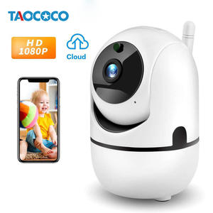 TAOCOCO Ip-Camera Baby-Monitor Wifi Home Night-Vision Cloud 1080P HD