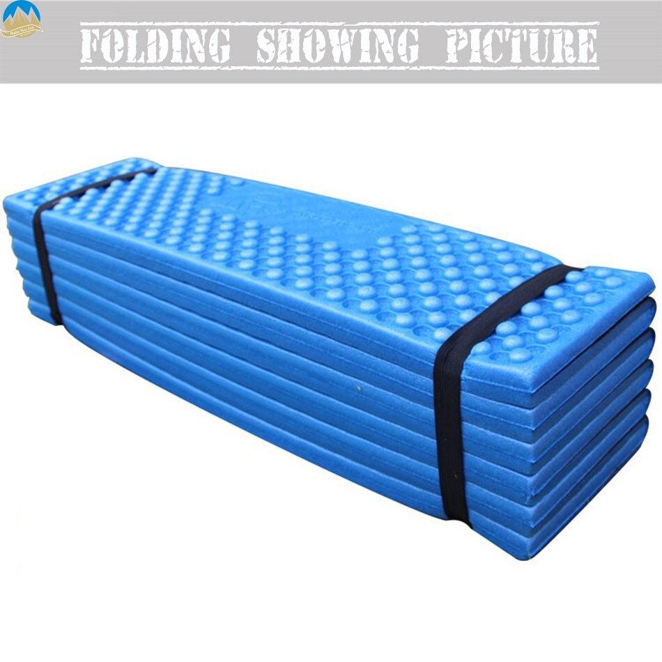 Myj espuma portátil almofada de dormir antiderrapante