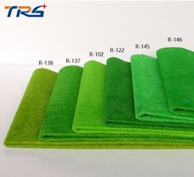Toys Hobbies - Building  - 2pcs 50*250cm R138 Yellow Green Color  The  Model Grass Mat Of Terrain Landscape Architectural Model Material Sand Turf