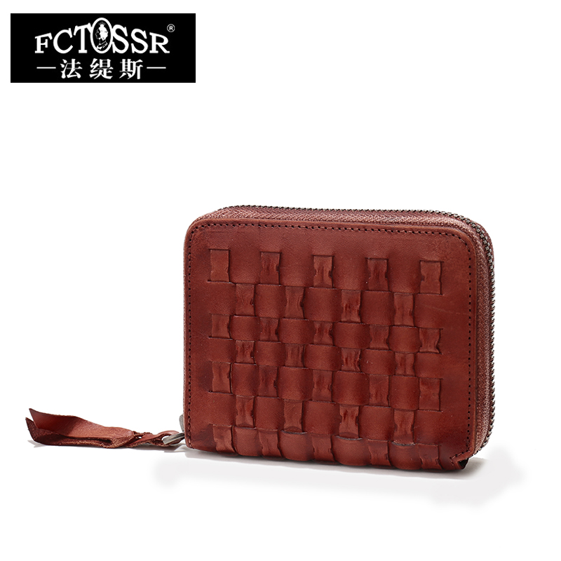 2018 Vintage Genuine Leather Women Wallet Small Casual Purse Cow Leather Handmade Mini Wallet Small Cube viewinbox black genuine cattle leather mini short wallet and purse small wallet feminine clutch genuine leather wallet