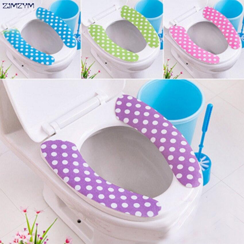 1 шт. крышку унитаза, мягкие WC вставить сиденье для унитаза Pad Ванная комната Теплее сиденья Крышка Pad туалет Closestool сиденья крышка