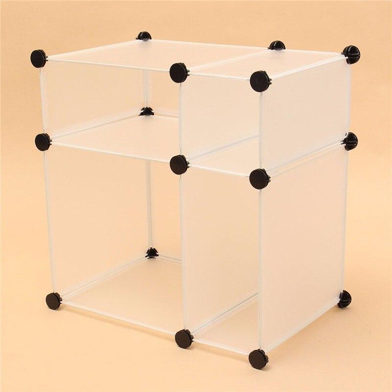 Acquista all'ingrosso online bianco di stoccaggio mobili da ...