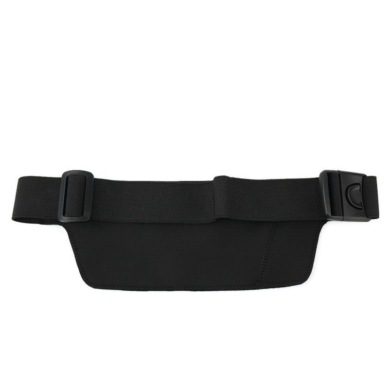 Hip Bag Men Tight Bag Small Bumbag Belt Bag Women Pochete Fanny Pack Thin Mobile Money Pouch Heuptas Hike Black Pochet Masculina in Waist Packs from Luggage Bags