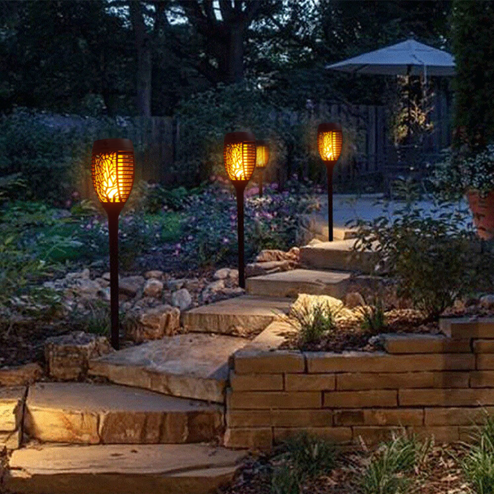 Us 16 02 55 Off 1pcs Solar Floor Light Outdoor Waterproof Lights Lantern Lamp Garden Pathways Yard Patio Grondspot In Led Underground