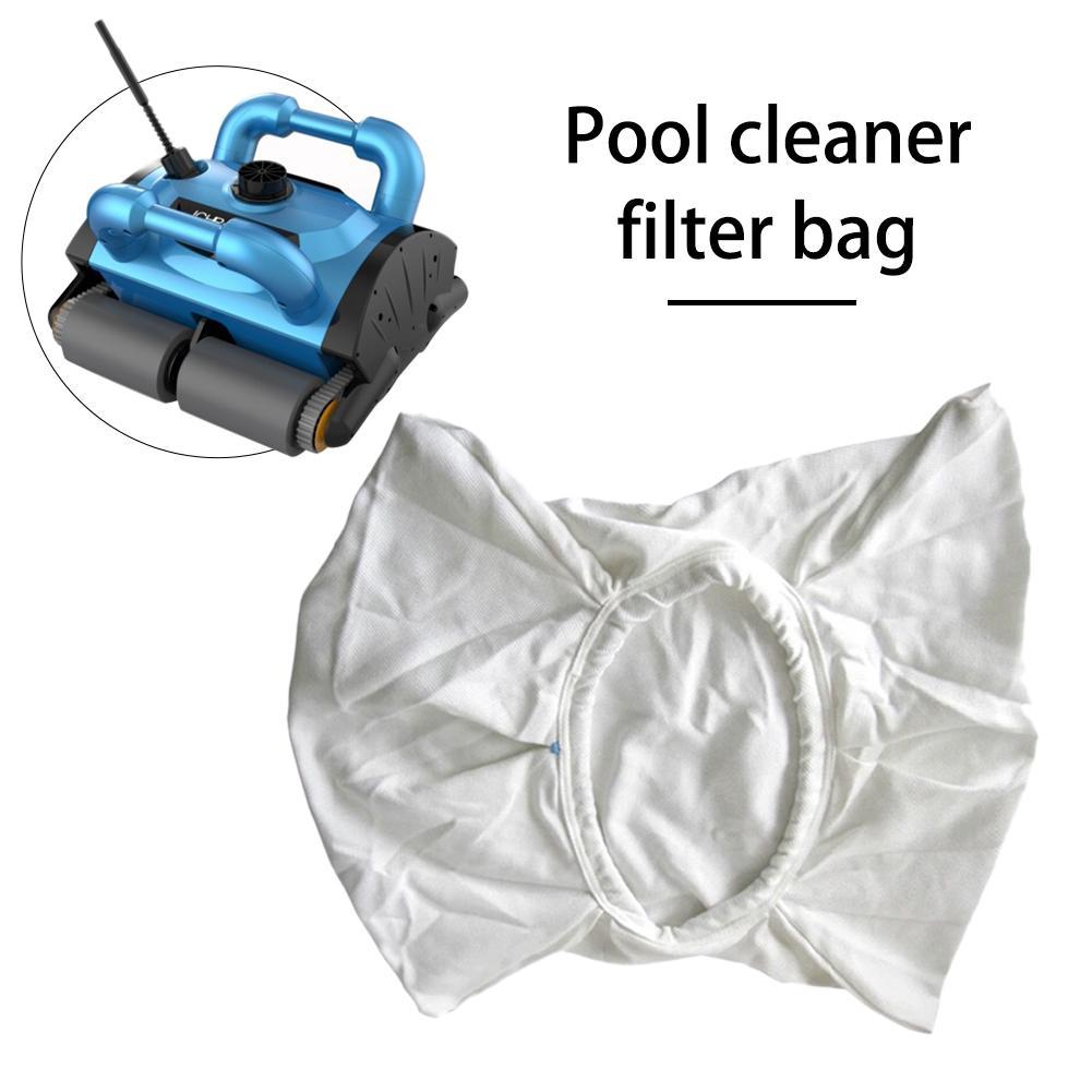 Nettoyeur de piscine sac filtrant Original pièces de nettoyage Machine d'aspiration de piscine sac filtrant Machine de nettoyage de piscine Non-tissé