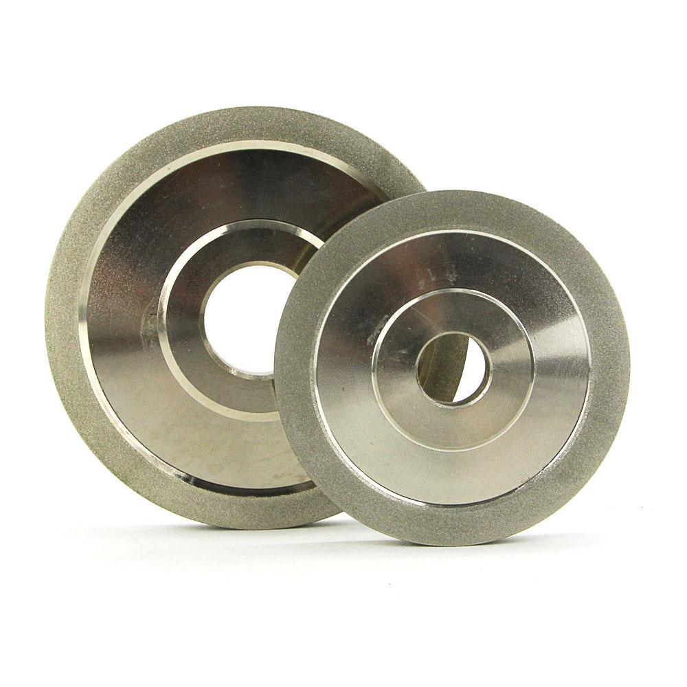 1A1 plokščios formos, deimantu dengtas abrazyvinis ratų šlifavimo - Abrazyviniai įrankiai - Nuotrauka 6