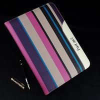 Luxury Flip Case For Apple Ipad Air 2 Book Stand Wallet Card Hands Holder Tablet Case