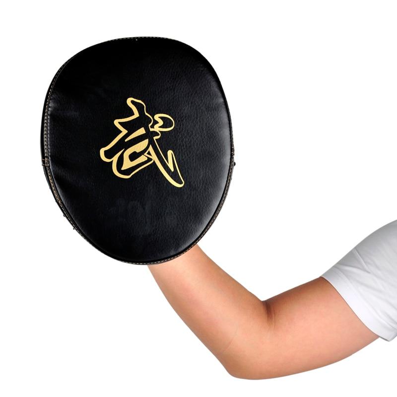 Sunten Target Hook Jab Focus Punch Pad Training Mitts Suitable For Thai Boxing Kickboxing Karate Taekwondo Other Martial Arts