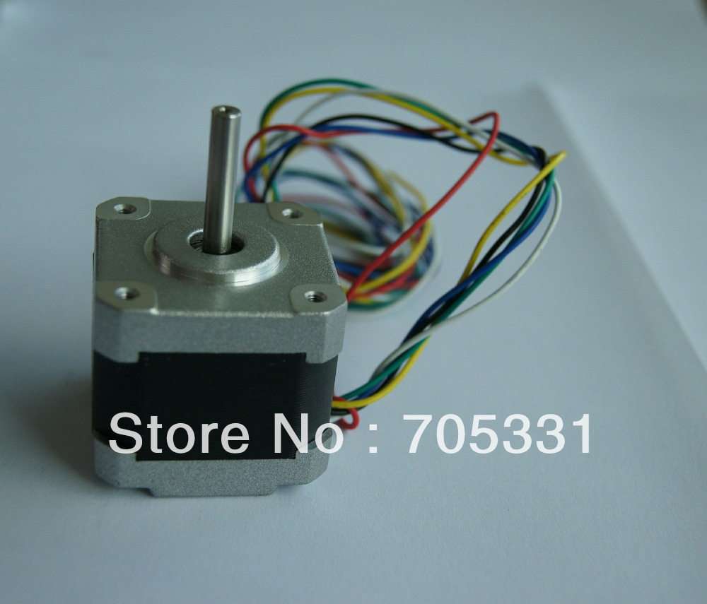 Aliexpress.com : Buy 2.65kg cm 6 Wire NEMA 17 Stepper motor J42HB38 ...
