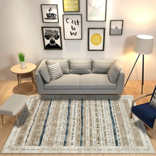 все цены на Factory wholesale home coral velvet carpet bedroom living room non-slip blanket children crawling rug tatami mat онлайн