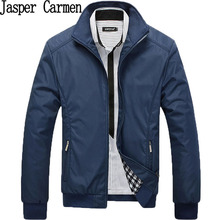 2017 new style Jacket Coat Men Wear Autumn Jackets Clothing Dress High quality Spring Jacket men mandarin collar cotton 45