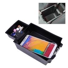 DWCX Централизованное Хранение Подлокотник Вторичных Коробка Контейнер Держатель Для Mercedes Benz W176 W246 X156 C117