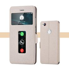 ZTE Нубия Z11 мини случае окна мобильный телефон Чехол кобура для 5 дюймов смартфон Бесплатная доставка
