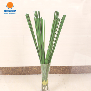 58cm dried natural flower bouquets natural dried Typha orientalis Presl&bulrush leaf for home decoration image