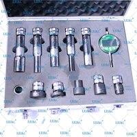 ERIKC common rail прокладки Лифт измерительный инструмент E1024007, форсунки шайба пространство тестирование наборы инструментов