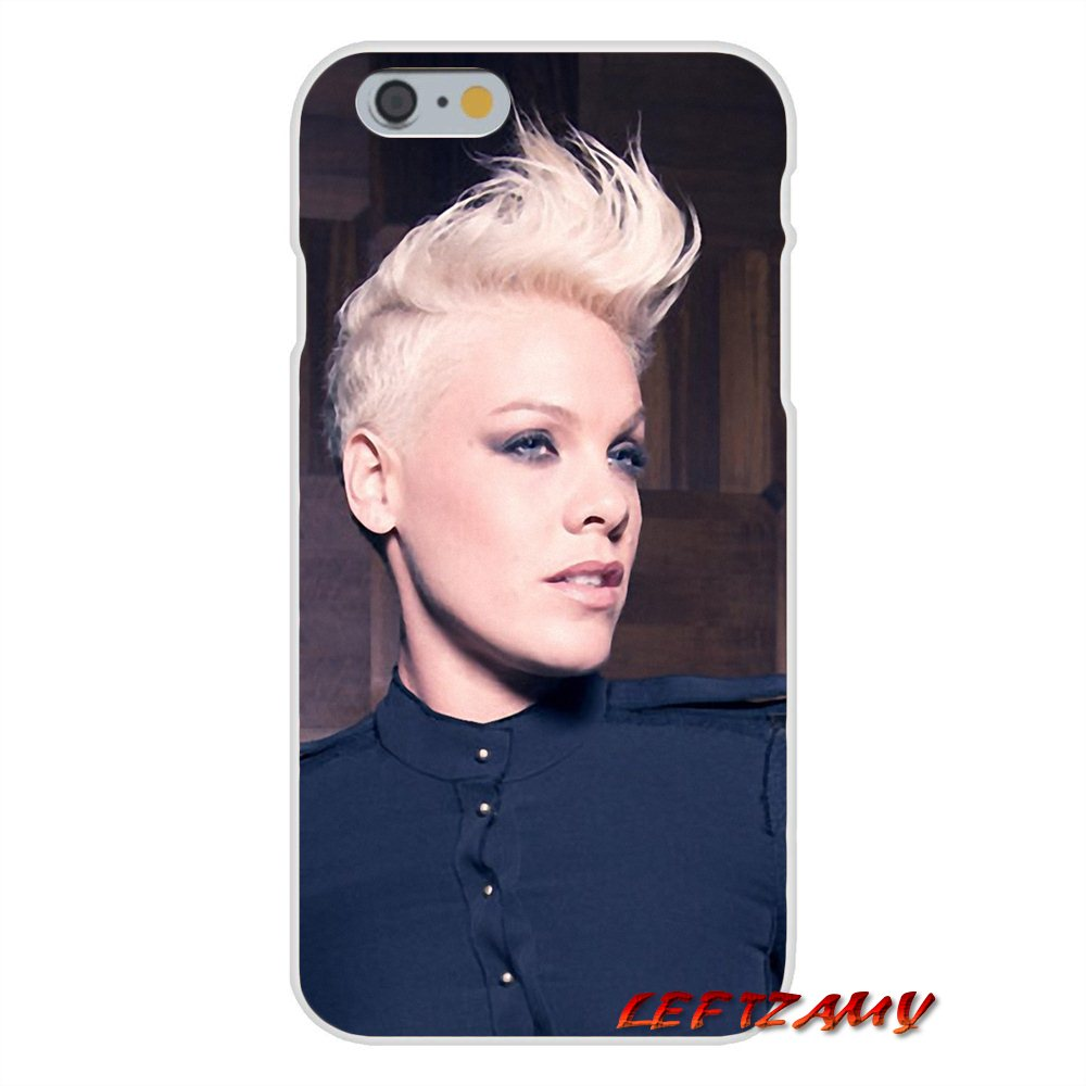 PINK P!nk Alecia Beth Moore Singer Slim Silicone phone Case For Huawei P8 P9 P10 Lite 2017 Honor 4C 5X 5C 6X Mate 7 8 9 10 Pro