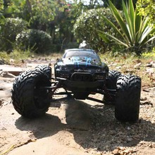 RC Car 9115 2.4G 1:12 1/12 Scale Car Supersonic Monster Truck Off-Road Vehicle Buggy Electronic Toy Children Birthday Gift