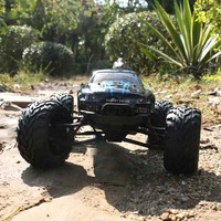 RC Car 9115 2 4G 1 12 1 12 Scale Car Supersonic Monster Truck Off Road