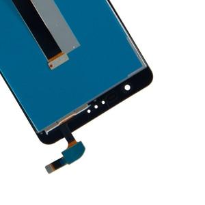 Image 5 - עבור zte Z956 X4 LCD מסך עם מסך מגע החלפת חלקי מסך גרפיקה tablet 1280*720 משלוח חינם