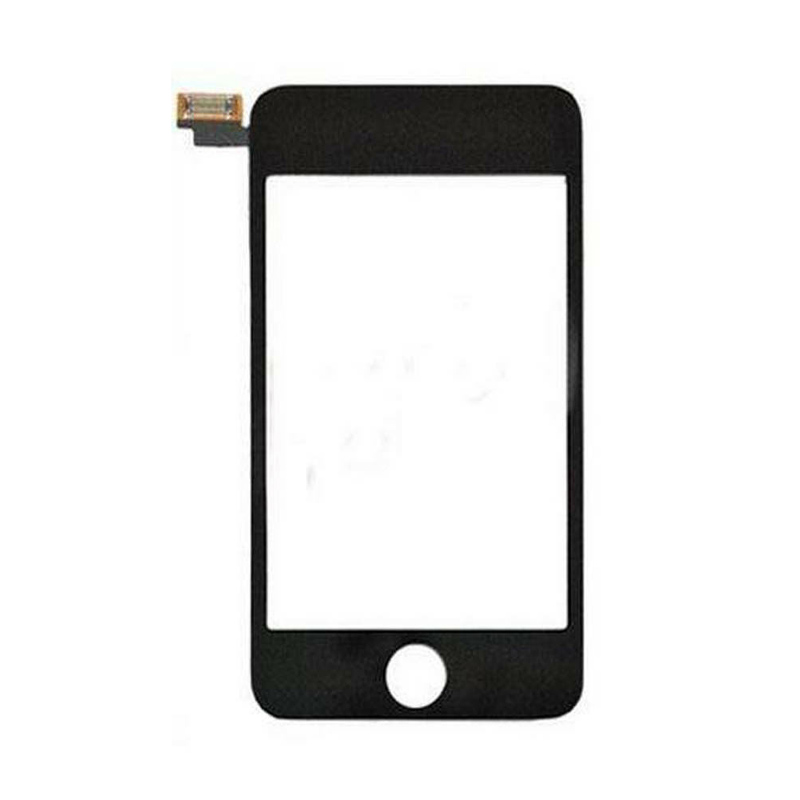 For iPod Touch 2/Touch 3 Front Glass Touch Screen Digitizer Replacement Touch Screen Digitizer Glass Panel(China)