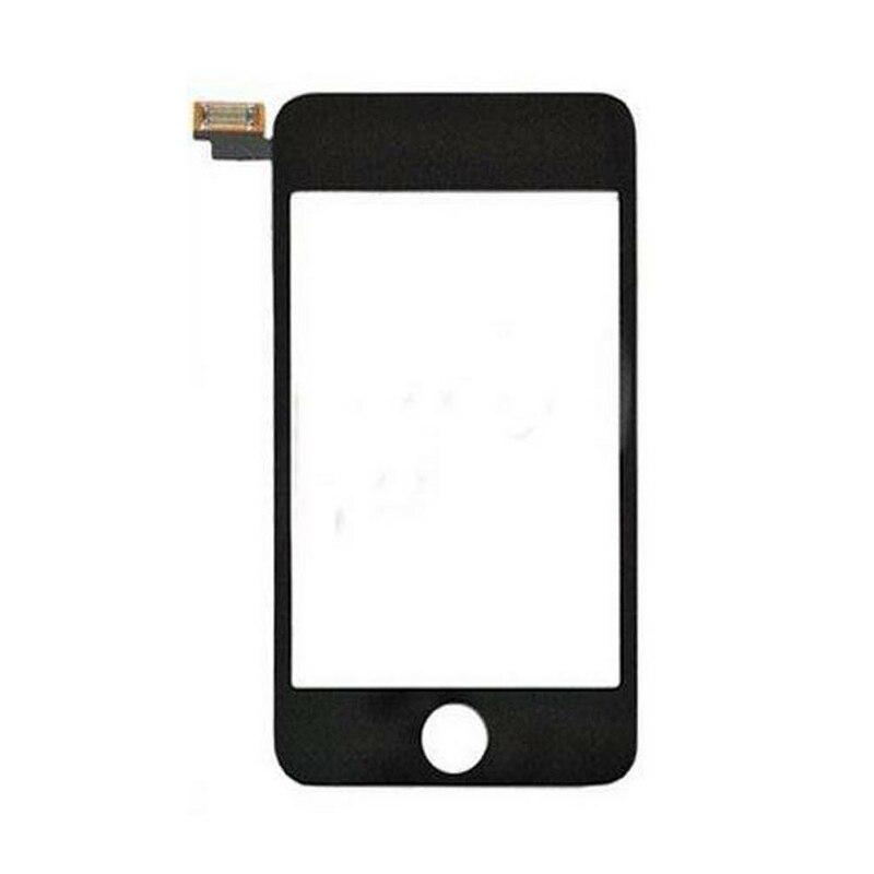 Для iPod Touch 3 Touch 4 Переднее стекло сенсорный экран дигитайзер сменный сенсорный экран дигитайзер стеклянная панель