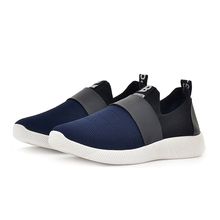 Summer 2017 hot sale running shoes for men sneakers sport sneaker cheap Light Runing Breathable Slip-On Mesh Shoes