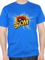 T-shirt Ontwerp Printer Korte Giek Explosie Bomb Fire Vuurwerk Nieuwigheid Plezier Crew Hals Gedrukt Tee Voor Mannen