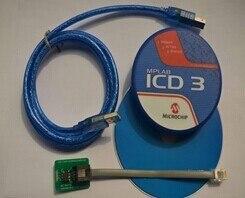 MPLAB микрочип ICD3 симулятор программатора, программатор, с изображением на фото
