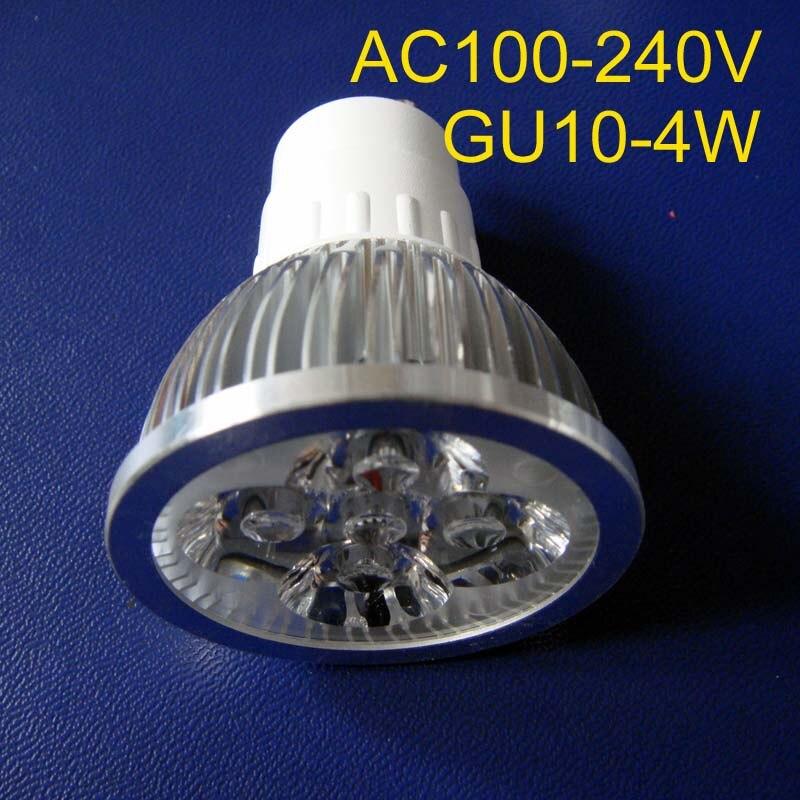 High quality 12V GU10 Led Spotlight,GU10 Led Downlight, GU10 LED lights,GU10 Led decorative light free shipping 10pcs/lot