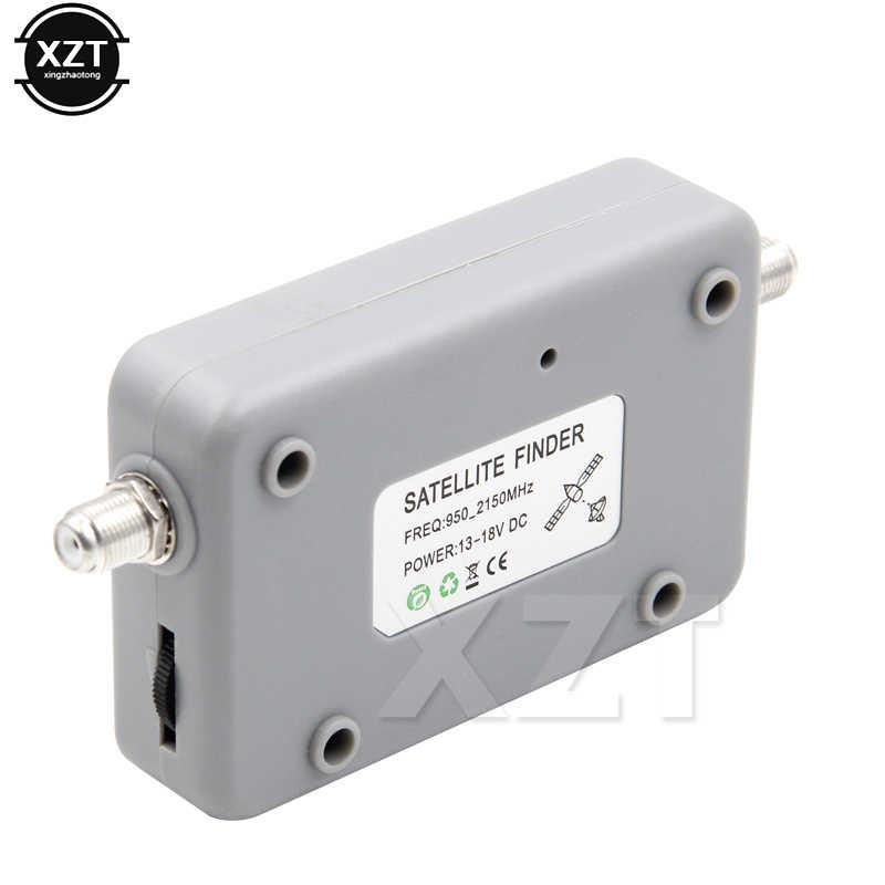 LED Display Digitale Satfinder Kompas Sat Finder Receptor TV Box Satellietontvanger Decoder Satlink Tuner Nachtzicht Backlight